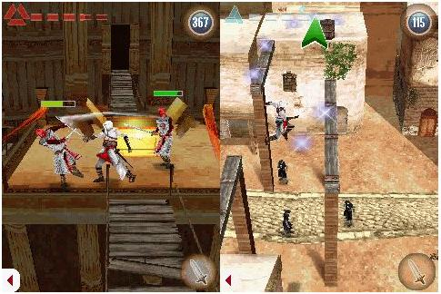 nokia n97 games 5800 assassin s creed 3d